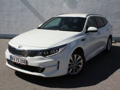 usata Kia Optima 1,7 CRDi 141 Advance SW DCT