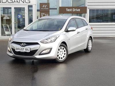 brugt Hyundai i30 1,4 ISG Comfort XTR 100HK 5d 6g