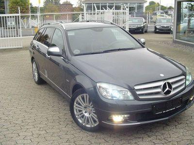 brugt Mercedes C320 3,0 CDi Avantgarde stc. aut. Van
