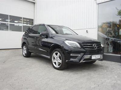 brugt Mercedes ML350 3,0 Bluetec 4-Matic 258HK 5d 7g Aut.
