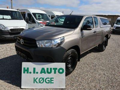 brugt Toyota HiLux 2,4 D-4D 150 T3 Ex.Cab 4x4