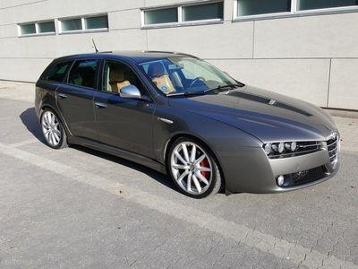 käytetty Alfa Romeo 159 Sportwagon 2,4 JTD 20V Lusso 200HK Stc 6g