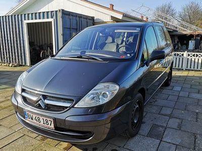 brugt Citroën C8 2,0 Prestige