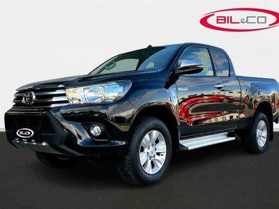 brugt Toyota HiLux Extra Cab 2,4 D-4D T3 4x4 150HK Pick-Up 6g