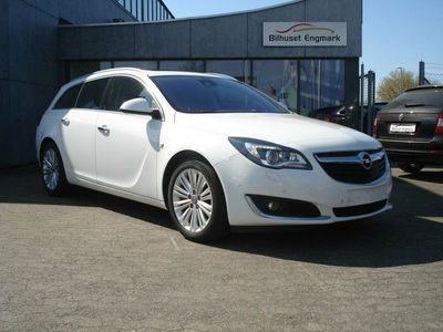 brugt Opel Insignia 2,0 CDTi 170 Cosmo ST