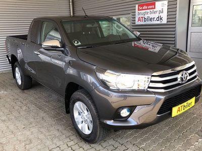 gebraucht Toyota HiLux Extra Cab 2,5 D-4D T3 4x4 144HK Pick-Up 6g