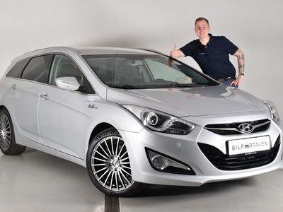 brugt Hyundai i40 1,7 CRDi 136 Premium CW