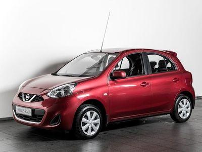 brugt Nissan Micra 1,2 80 Acenta