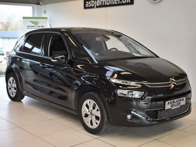brugt Citroën C4 Picasso 1,6 BlueHDi 120 Intensive