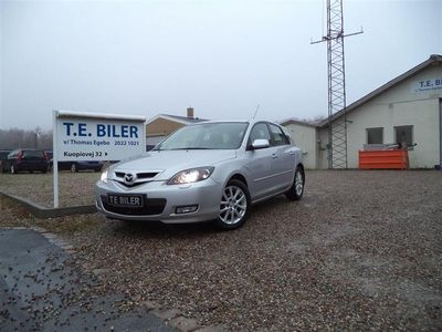 second-hand Mazda 3 1,6 Touring 105HK 5d