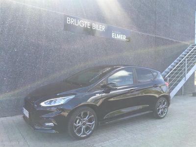 gebraucht Ford Fiesta 1,0 EcoBoost ST-Line 140HK 5d