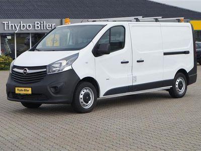 brugt Opel Vivaro 1,6 CDTI 120HK Van 6g