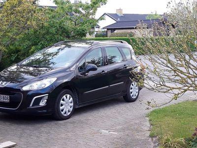 usado Peugeot 308 1,6 HDi 92HK Stc