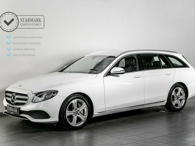 gebraucht Mercedes E350 3,0 stc. aut.