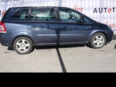 brugt Opel Zafira 1,9 CDTI 150HK