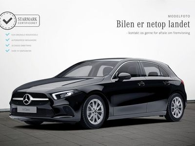 gebraucht Mercedes A180 d 1,5 Business Progressive Line aut.