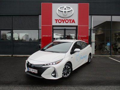 brugt Toyota Prius Plug-in 1,8 B/EL H3 122HK 5d Aut. A+++