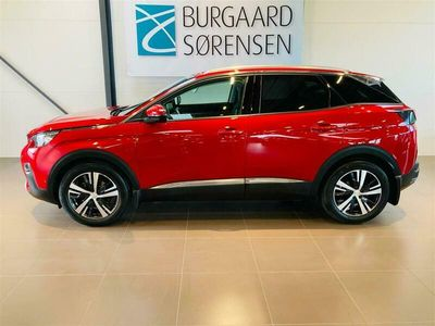 brugt Peugeot 3008 1,6 BlueHDi Allure 120HK 5d 6g