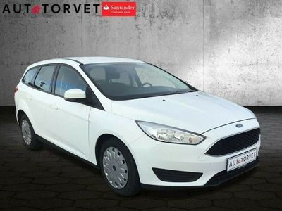 brugt Ford Focus 1,5 TDCi 120 Edition stc.
