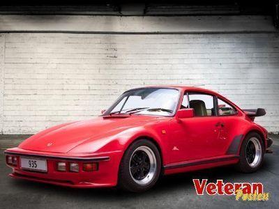 brugt Porsche 930 Turbo Flachbau