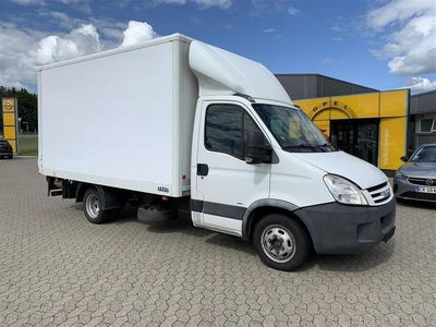 brugt Iveco Daily 35C15,E4, Plagb. 4,2m ka. MY 2 146HK Ladv./Chas.
