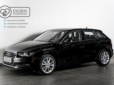 käytetty Audi A3 Sportback 2,0 TDi 150 Ambiente