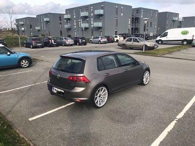 brugt VW Golf 1.4 122 HK Highline