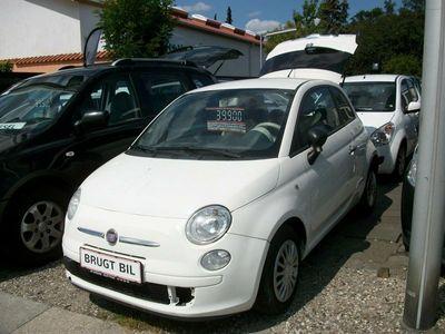 brugt Fiat 500 1,3 MJT 75 Pop
