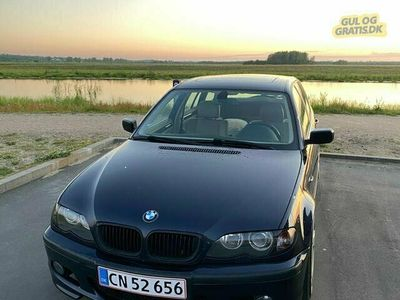 brugt BMW 330 E46 D