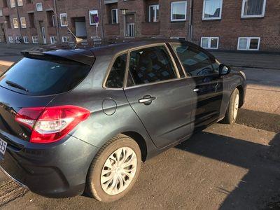 brugt Citroën C4 HDI 110