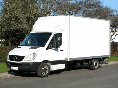 gebraucht Mercedes Sprinter 315 2,2 CDi Alukasse