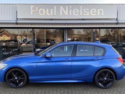 brugt BMW 116 i 1,6 136HK 5d 6g