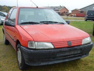 brugt Peugeot 106 1,1 i XR 60HK 3d
