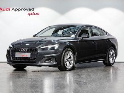 brugt Audi A5 Sportback 40 TFSi Prestige+ S-tr.