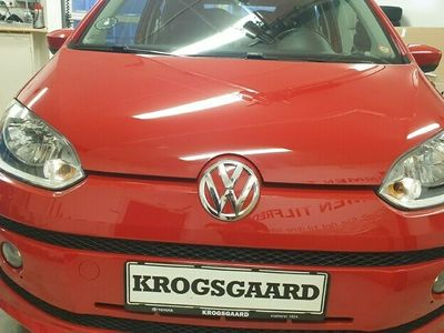 brugt VW up! 10 Bluemotion Move 75HK 3d