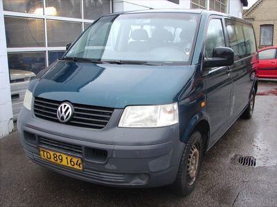 brugt VW Shuttle 10 personers