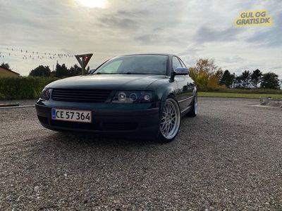 brugt VW Passat Ny synet3b 1.8T!!!!