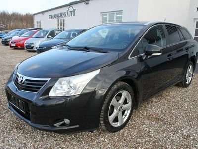 used Toyota Avensis 2,0 D-4D T2 stc.