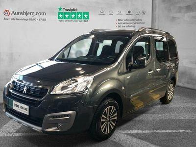 brugt Peugeot Partner Tepee BlueHDi 100 Active