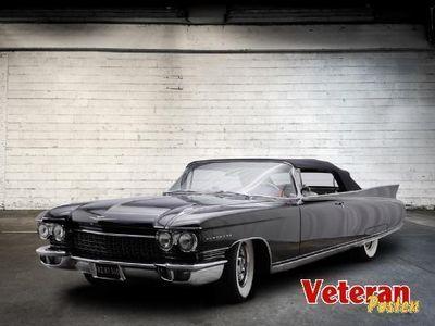 brugt Cadillac Eldorado 6,4L Convertible