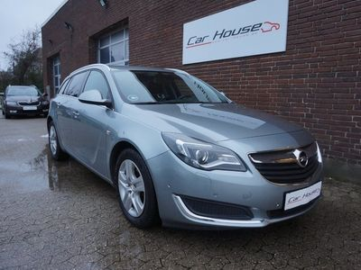 brugt Opel Insignia 2,0 CDTi 140 Edition ST eco