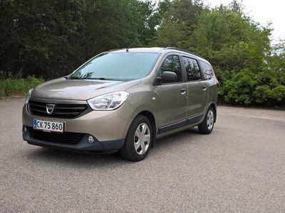 gebraucht Dacia Lodgy 1,5 dCi 7p Ambiance 90HK MPV