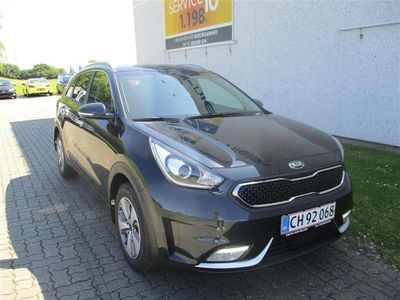 brugt Kia Niro 1,6 GDI HEV Attraction Plus DCT 141HK 5d 6g Aut.