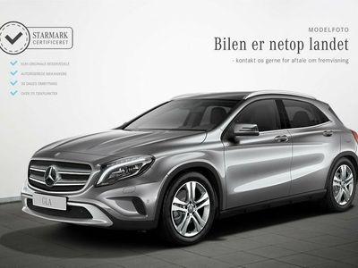 gebraucht Mercedes GLA250 2,0 aut. 4-M