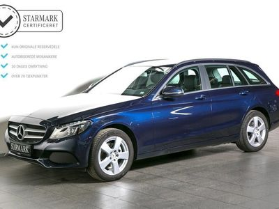 brugt Mercedes C200 d 1,6 st.car
