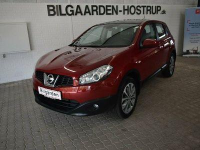 brugt Nissan Qashqai 1,5 dCi Acenta