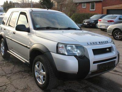 brugt Land Rover Freelander 2,0 D Complete Van