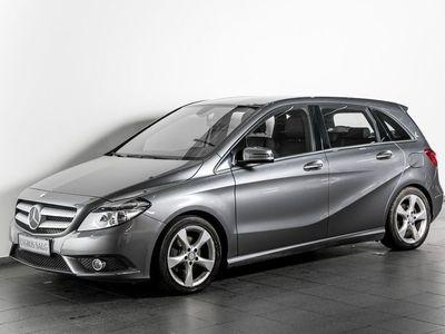 brugt Mercedes B180 1,5 CDi BE