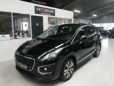 gebraucht Peugeot 3008 1,6 HDi 114 Active