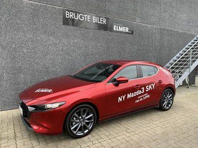 brugt Mazda 3 2,0 Skyactiv-G Sky 122HK 5d 6g Aut. A
